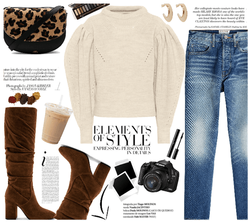 October style....