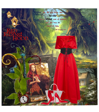 Stylart Red Riding Hood