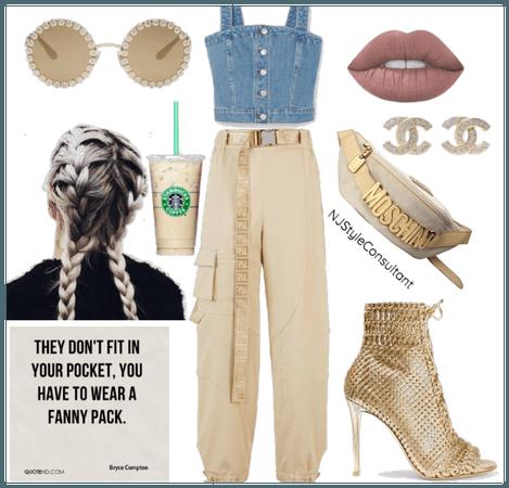 Fanny Pack Fashion