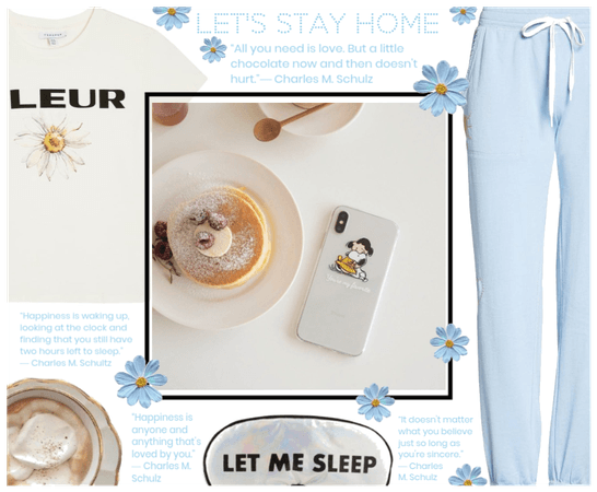 ♡ Let's stay home look #6 ♡