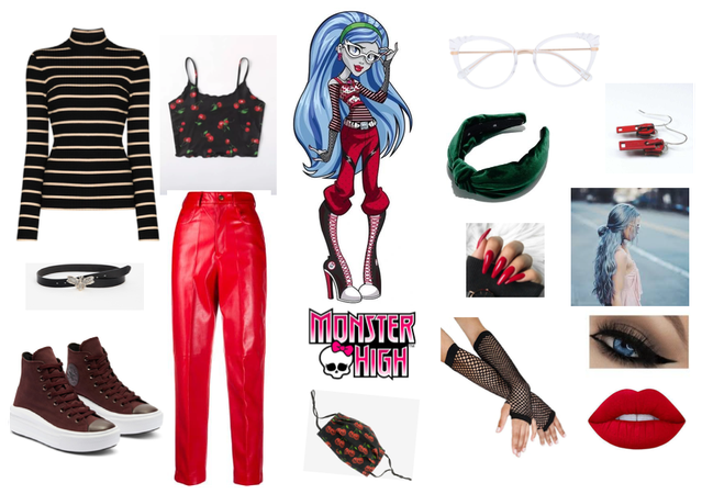 Modern Day Monster High - Ghoulia Yelps