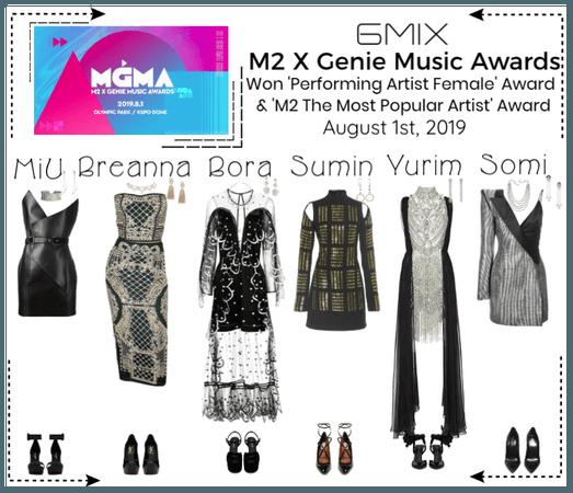 《6mix》M2 X Genie Music Awards 2019