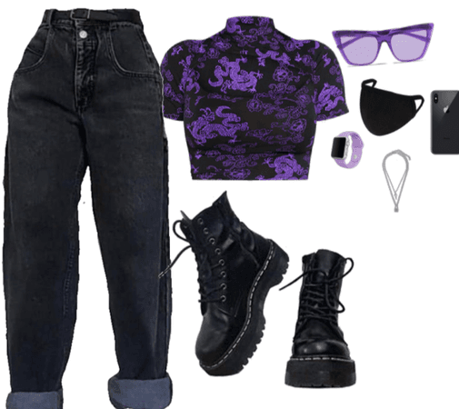 Purple is my everything