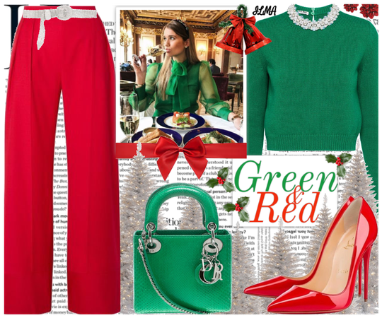 Green&Red