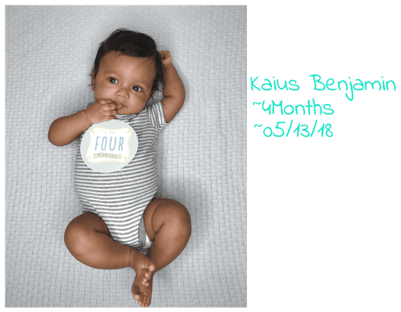 Meet Kaius Benjamin Thompson
