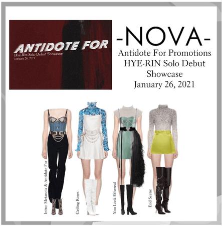 -NOVA- Antidote For | HYE-RIN Solo Debut Showcase