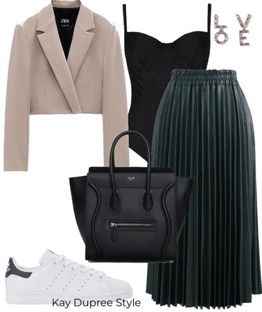 skirt x sneakers (part 2)