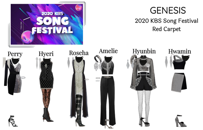 GENESIS (게네시스) KBS Song Festival
