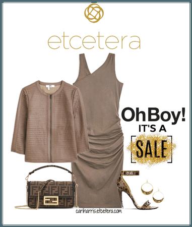 ETC Spring SALE: Amazon Jacket & Palma Dress