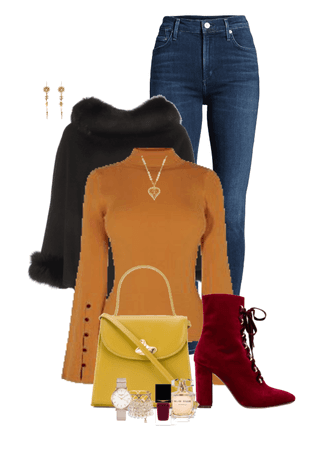 Poncho For Fall