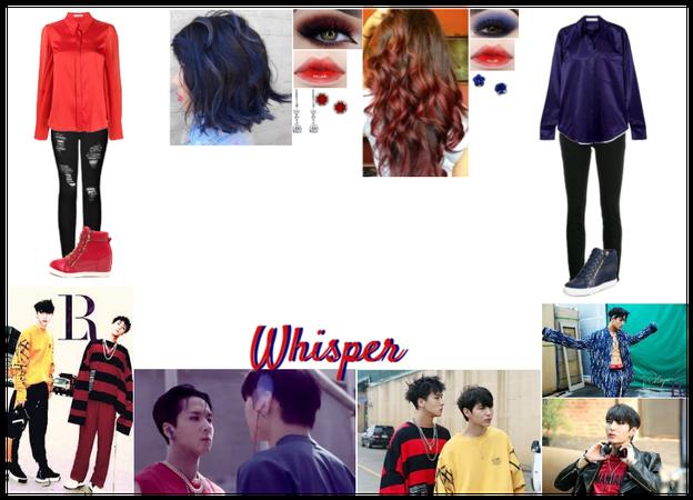 VIXX LR- Whisper