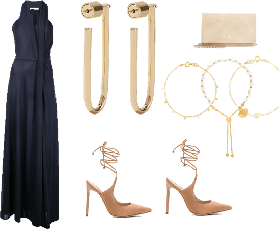 wedding guest chic