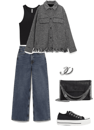 go out with friends outfit