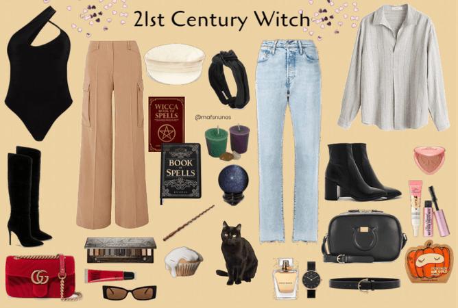 21st Century Witch