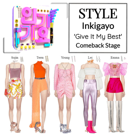 STYLE Inkigayo 'Give It My Best' Comeback Stage