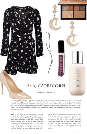 Capricorn  vibes