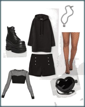 Simple Goth