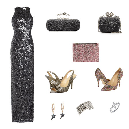 Sparkly Night Out