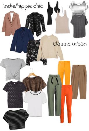 estilo urban / hippie chic