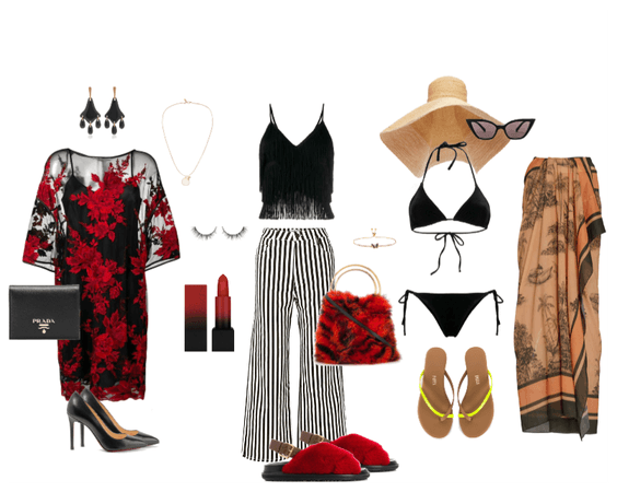 3 cruise outfits