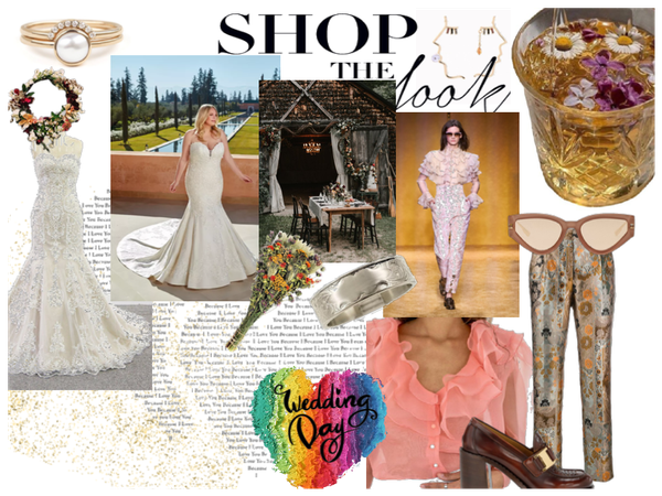Fall Wedding: Shop the look