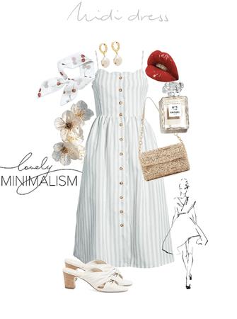 Midi dress challange