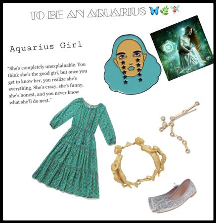 To Be An Aquarius