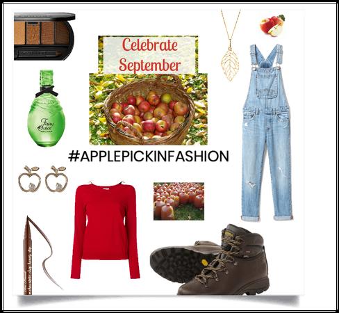 Apple pickin fashion