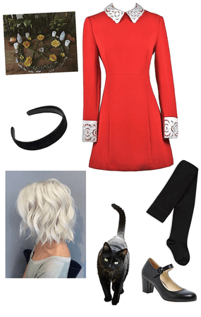 Costume Ideas - Sabrina Spellman