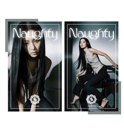 마리오네트 (MARIONETTE) - [SUNNY] 'NAUGHTY' CONCEPT PHOTOS