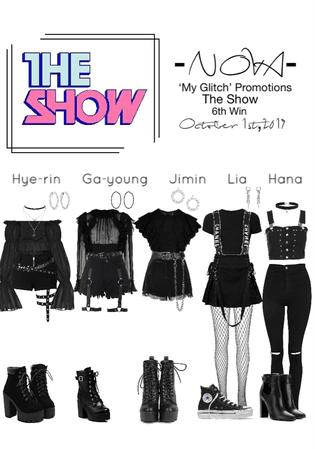 -NOVA- 'My Glitch' The Show Stage