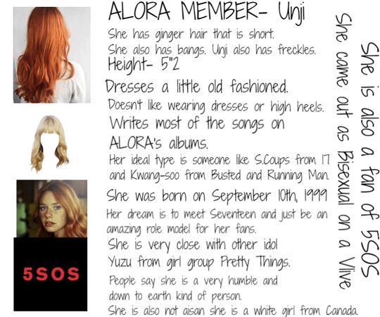 ALORA Members || Unji
