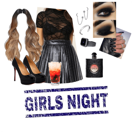 Erin - girls night out