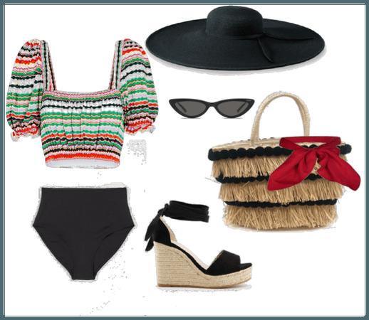 Viva La Beach Wear