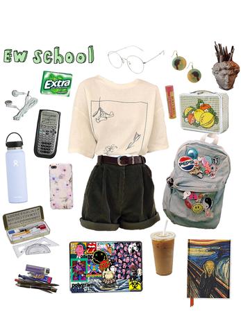 Alt Back to School