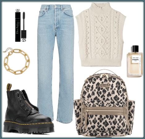 Leopard Mini Outfit