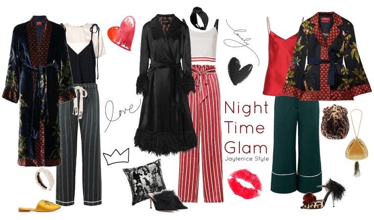 night time glam