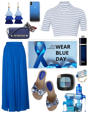 Wear Blue Day