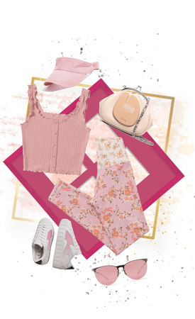 My Style in Pinks!