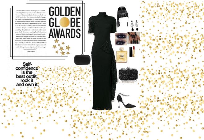 Golden Globe Glam