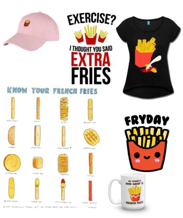 fries ❤️