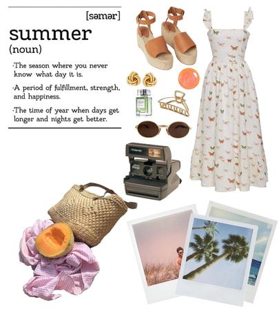 Summer Fun - Sundress