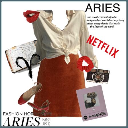 Aries - 2020 Fashion Horoscope