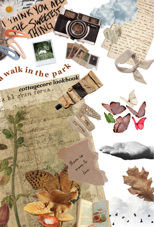 Cottagecore Lookbook