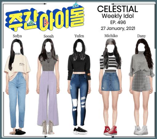 세레스티알 (Celestial) | Weekly Idol