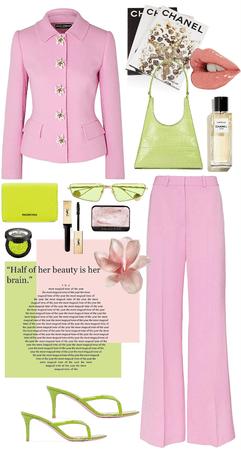Pink Lemonade and Lime