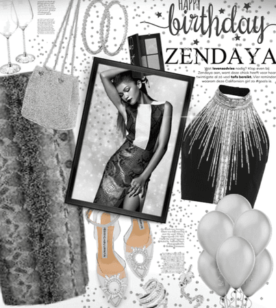 Happy birthday Zendaya.