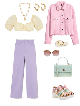 candy outfit