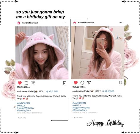 MARIONETTE (마리오네트) Instagram Update