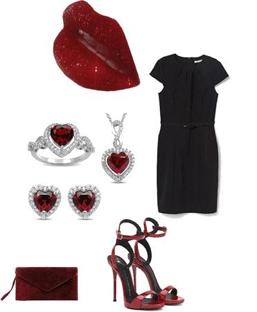 Lady Garnet